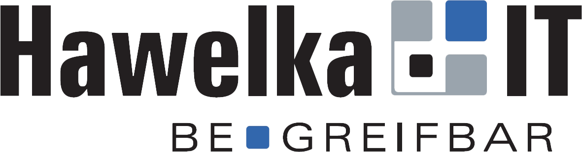 Logo hawelka transparent gross